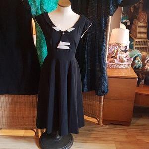 Stop Staring 40s Swing Dress